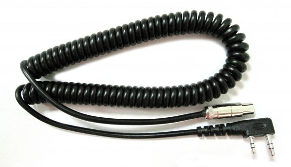 Headset's Cable for Kenwood