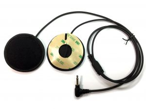 Helmet Velcro Speakers